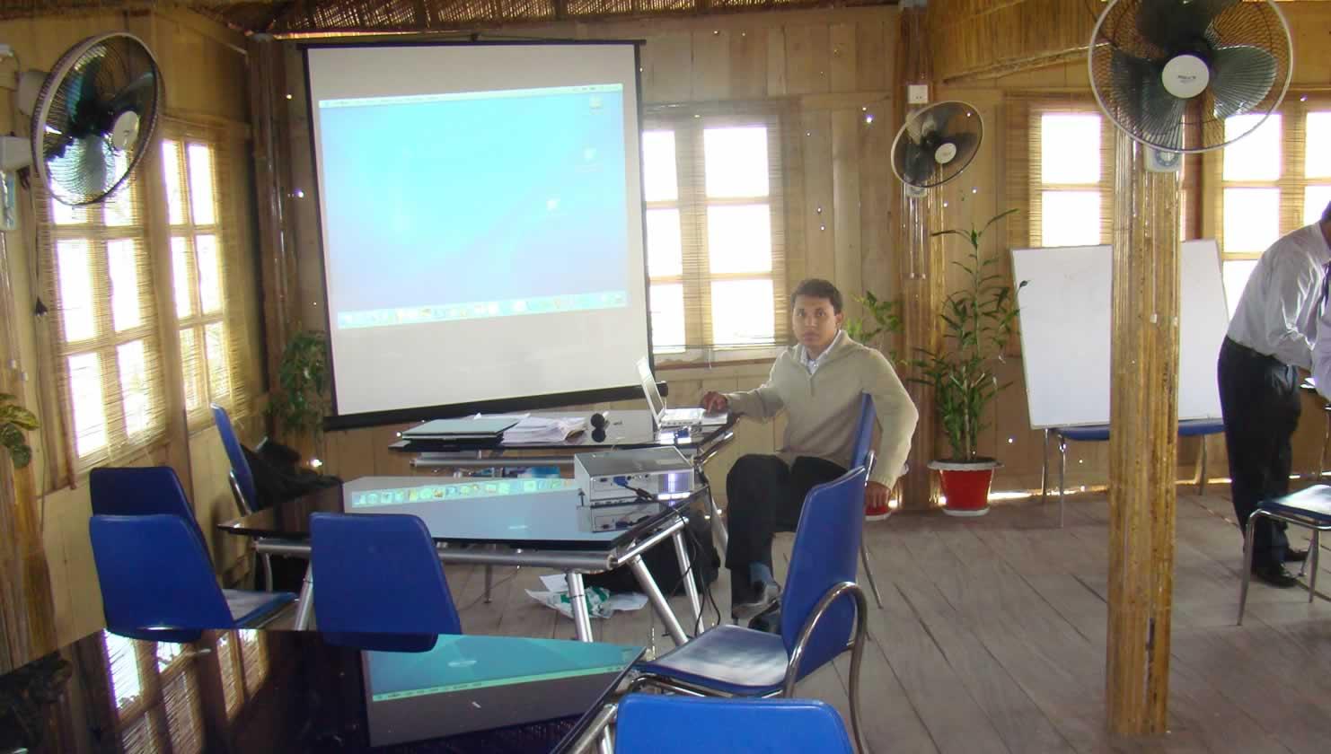 Rayhan In FDP, 2008